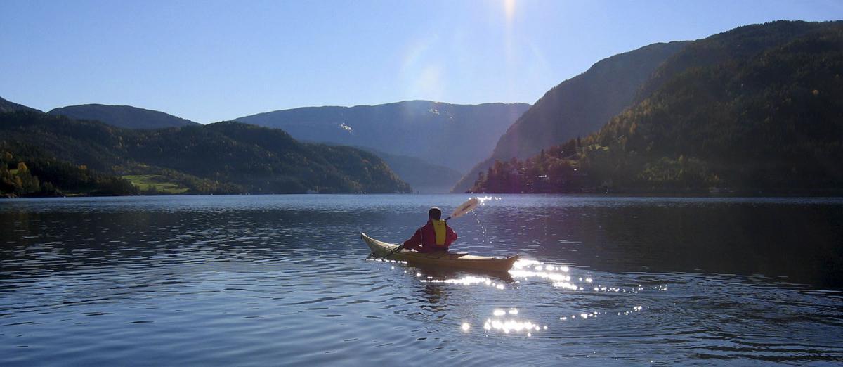 Hardanger Fjord Kayak